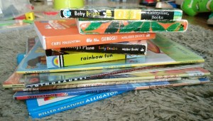 Week 1 sum hols books