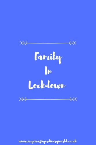 Post title: Family in lockdown.