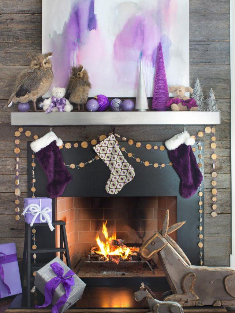16 Magical Christmas Mantel Decorations For Santa S Grand