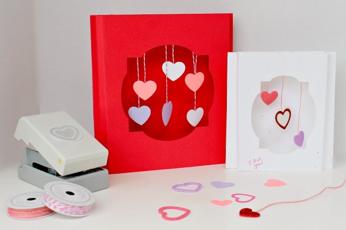 Romantic Valentines Day Paper Crafts That You Have To
