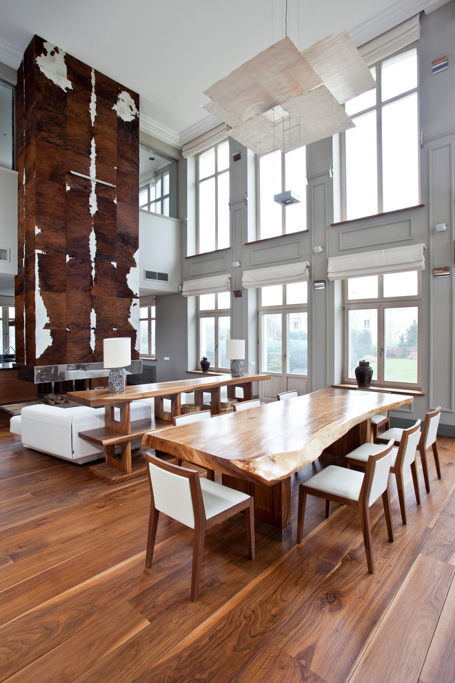 16 Wood Slab Dining Tables That Steal The Show