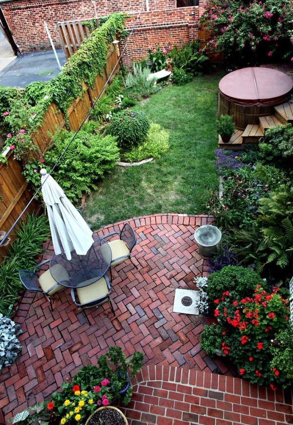 wonderful brick patio designs that will