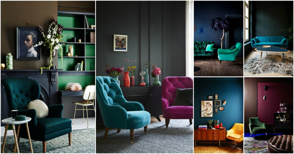 Jewel Tone Interiors That Show You How To Implement This Trend The Right Way Page 2 Of 2