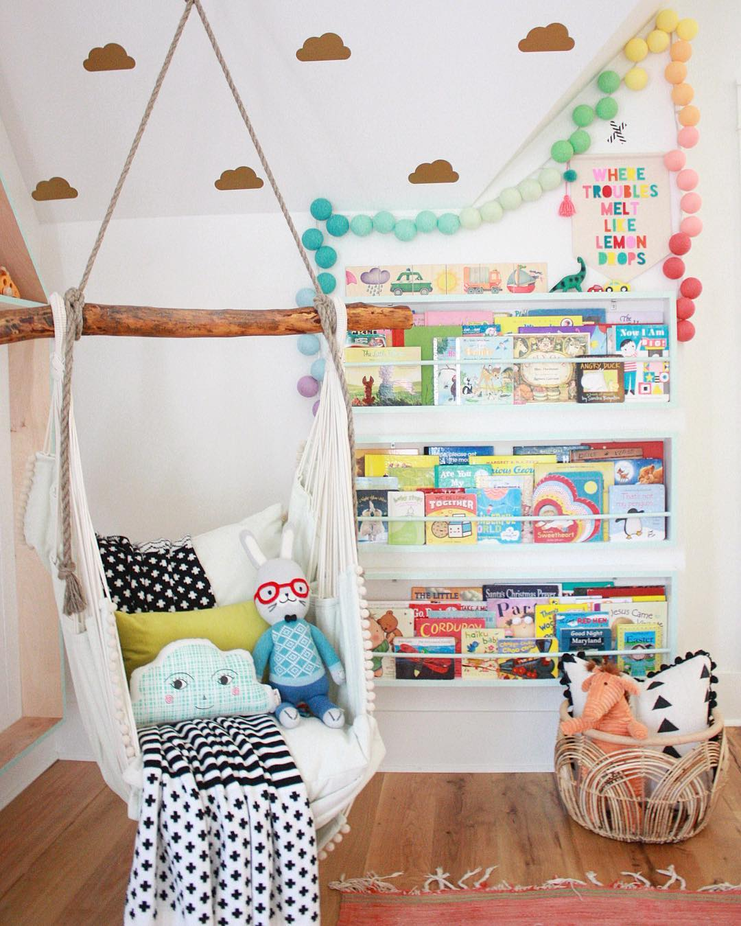 Kids Room Hammock Ideas That You Would Wish To Have