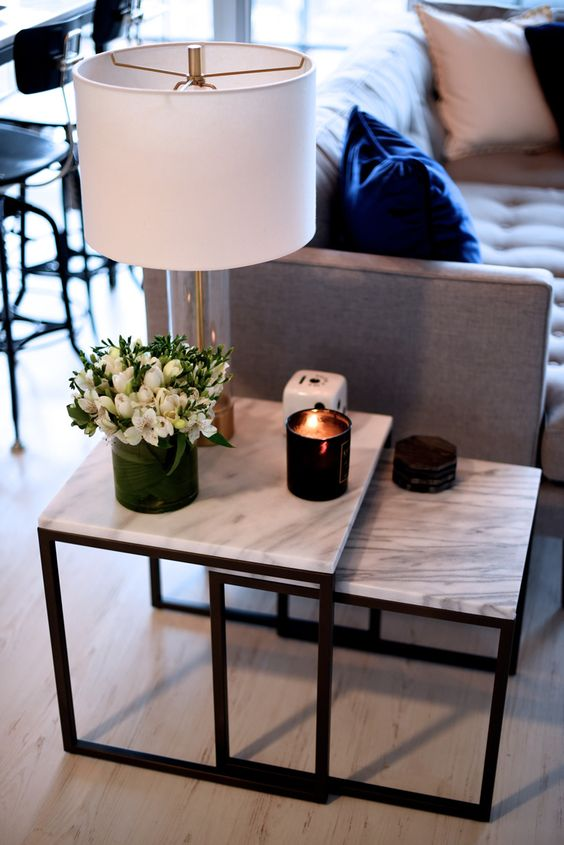 Side Table Ideas And Tips For Choosing The Right One For