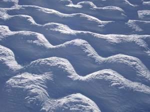 Moguls at Taos Ski Valley