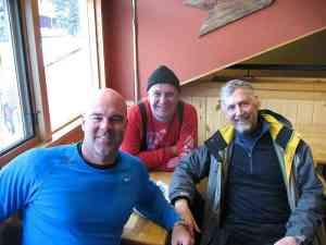 Jeff Raysik, Randy Gray and Malcolm Logan