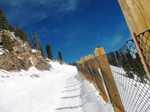 Taos Ski Valley catwalk