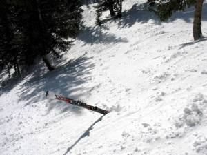 A yard sale on Lorelai at Taos Ski Valley