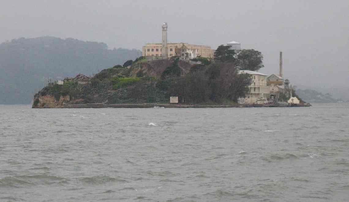 Enduring a Lockdown on Alcatraz Island