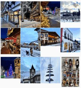 Leavenworth, WA Slide Show Composite