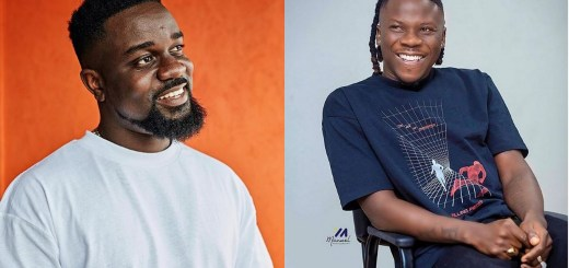 Stonebwoy Charge for international show