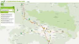 Pyhrn-Priel-Karte