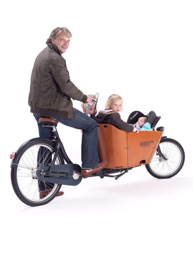 cargo bike father's day