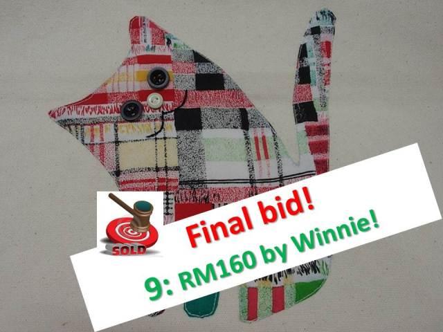 9 Winnie RM160
