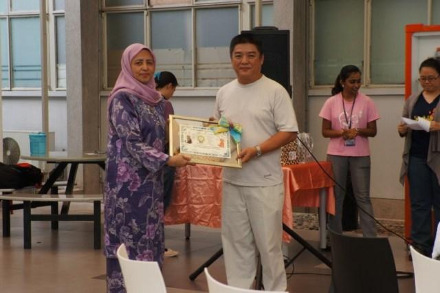 mini-Edward Lim, Iconic award on Neutering Program