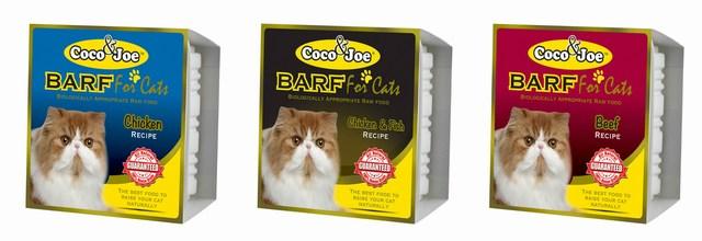 mini-cat barf