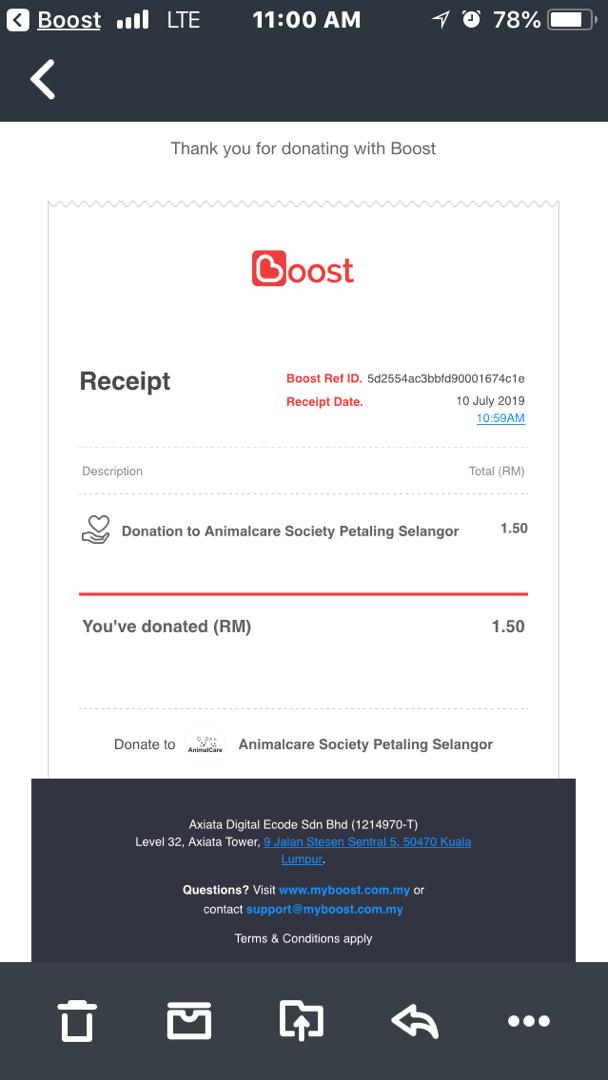 We Are In The #DoGoodwithBoost Campaign!!