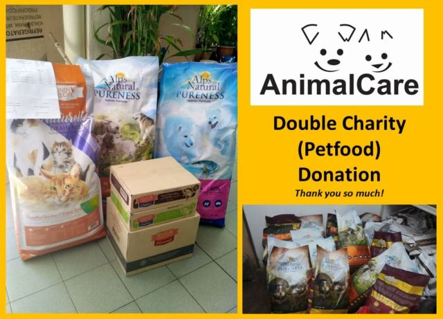 Excess Funds To Be Channeled To Petfood Donation