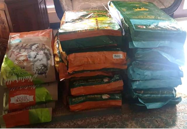 MCO-Relief Petfood Donation To CK Shelter