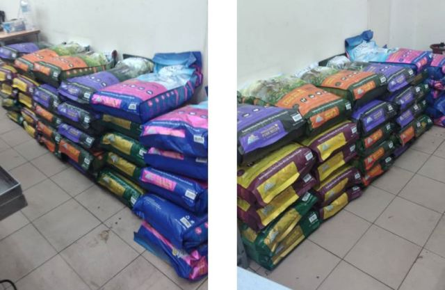 MCO-Relief Petfood Donation To Survivor Shelter