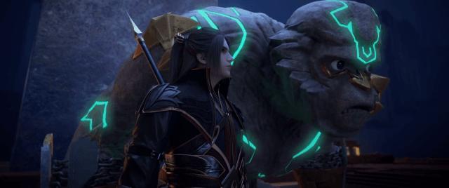 Xue Ying Ling Zhu -Snow Eagle Lord's Adventures 2020 (chinese animation) Episode 02 englishsub engsub