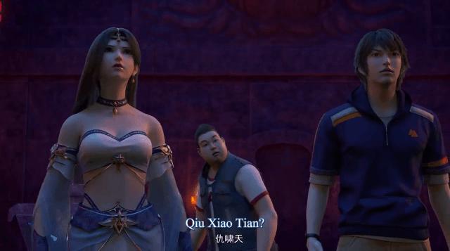 Dou Hun Wei Zhi Xuan Yue Qi Yuan, The Dream of the Soul, Spirit Guardian, 斗魂卫之玄月奇缘 Season 1 episode 09 english sub engsub