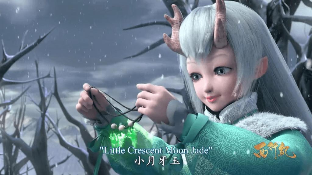 Xi Xing Ji, Journey to the West, The Westward, Westbound Discipline, 西行纪,(chinese anime) season 1 episode 1 english sub engsub