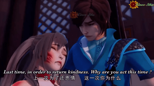 Ling Jian Zun-Spirit Sword Sovereign Season 3 (chinese anime) Episode 93 english sub