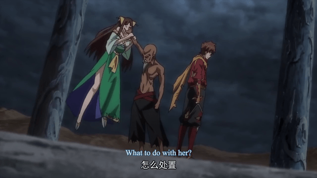Ling Yu -Spirit Realm (chinese anime) episode 19 (season 2 episode 09) english sub