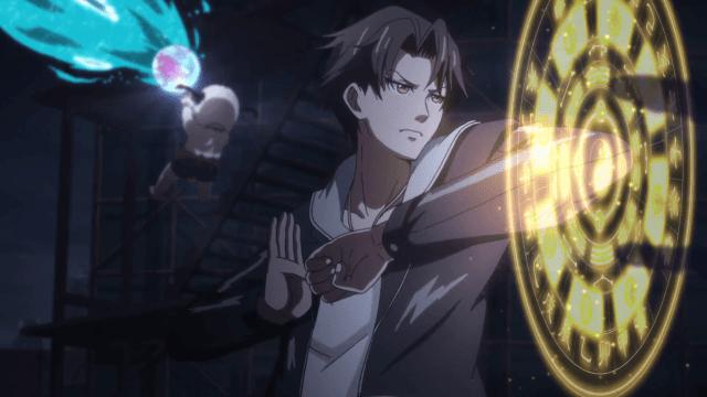 历师 - Li Shi - Huangli Shi ( chinese anime dong hua 2020 ) episode 01 english sub (8)