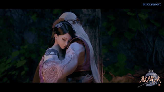 Mu Wang Zhi Wang Qi Lin Jue - Season 1 (chinese anime donghua ) episode 12 english sub