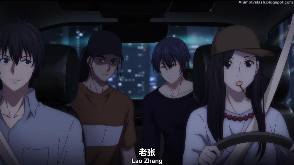 The outcast (一人之下 the outcast). Hitori No Shita The Outcast S3 Ep 03 Engsub Myanime Live