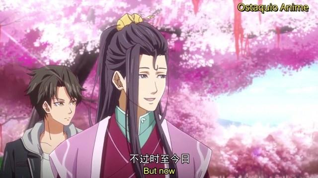 Li Shi - Huangli Shi ( chinese anime dong hua 2020 ) episode 05 english sub