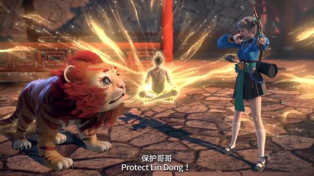 Wu Dong Qian Kun - Martial Universe ( chinese anime donghua ) season 1 episode 05 english sub