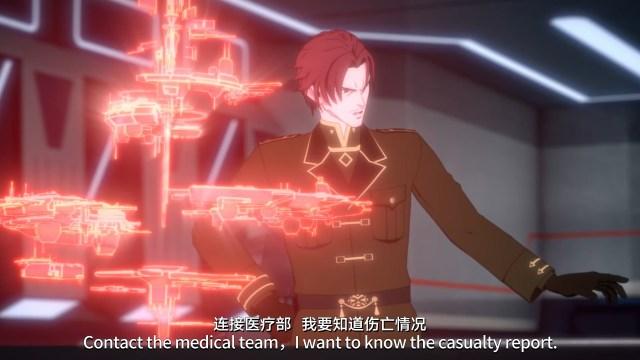 Beng Huai Xinghe - Galaxy Devastator ( chinese anime donghua ) episode 06 english sub (1)