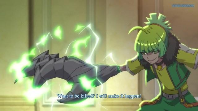 Shi Huang Zhi Shen-God of Deception ( chinese anime donghua ) episode 04 english sub