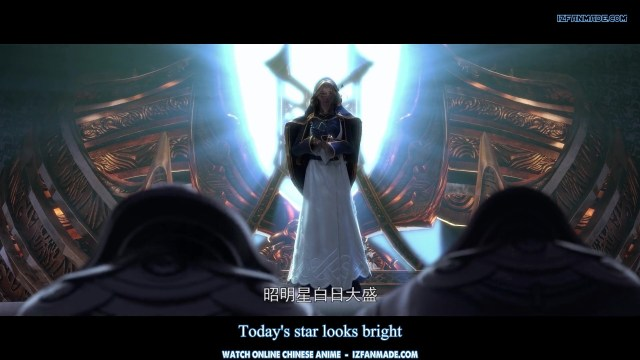 The Mirror Twin Cities ( Jing :Shuang Cheng - Feng Qi ) ( chinese anime donghua ) episode 02 english sub
