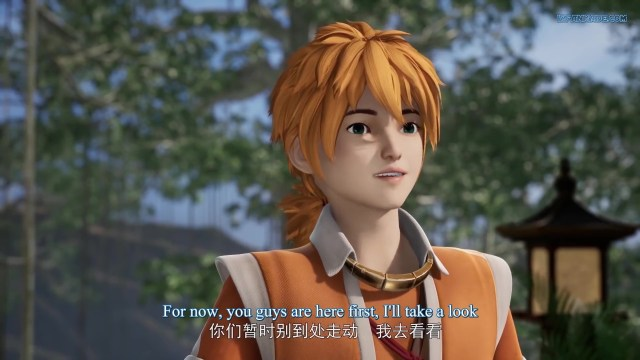 Yao Shen Ji - Tales of Demons and Gods Season 4 (chinese anime) episode 43 (episode 163) english sub
