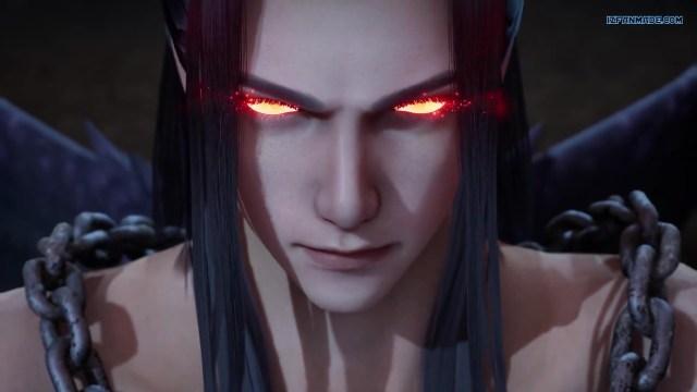 Yao Shen Ji - Tales of Demons and Gods Season 4 (chinese anime) episode 44 (episode 164) english sub (1)