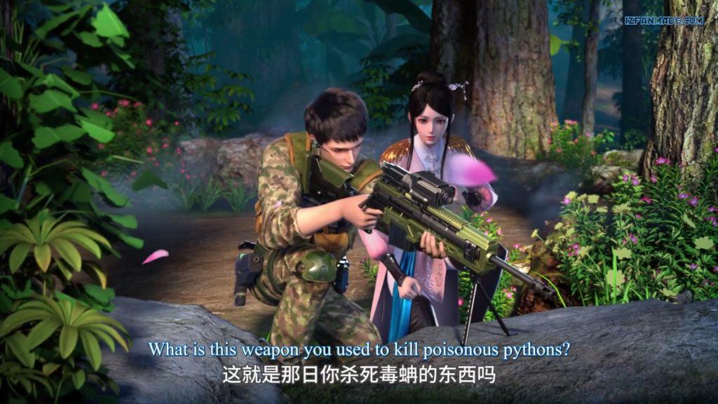 Yuan Long - First Dragon ( chinese anime donghua 2020 ) episode 08 english sub