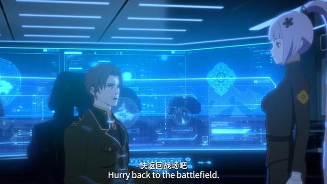 Beng Huai Xinghe - Galaxy Devastator ( chinese anime donghua ) episode 11 english sub