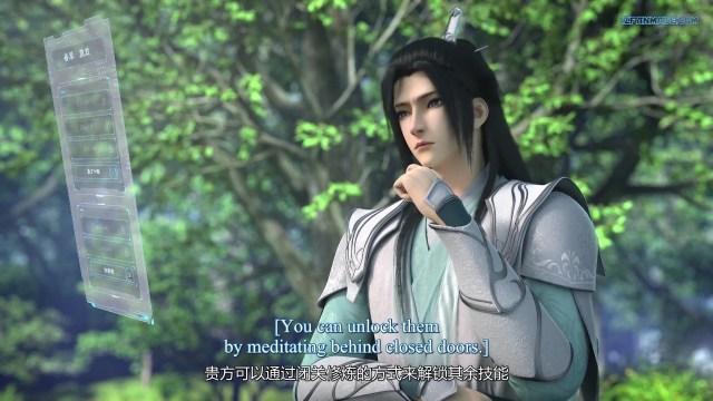 Chuan Shu Zijiu Zhinan - Scumbag System ( chinese anime donghua 2020 ) episode 01 english sub