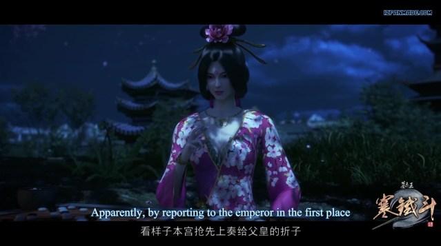 Mu Wang Zhi Wang Han Tie Dou - Great King of the Grave Season 2 (chinese anime donghua ) episode 16 ( ep36 ) english sub