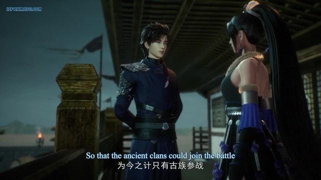 Wan Jie Chun Qiu-Spring and Autumn ( chinese anime donghua ) Episode 48 English Sub