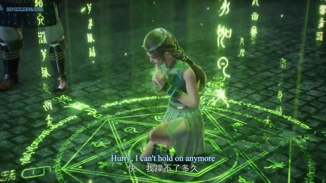 Wan Jie Chun Qiu-Spring and Autumn ( chinese anime donghua ) Episode 50 English Sub