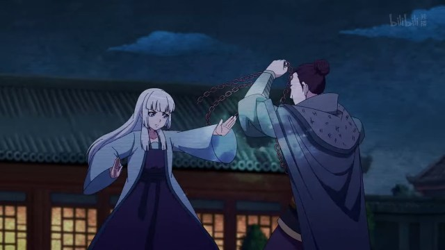 Feng Ling Yu Xiu - Spirit Wind Elegance - Sunflowers ( chinese anime donghua ) episode 04 english sub