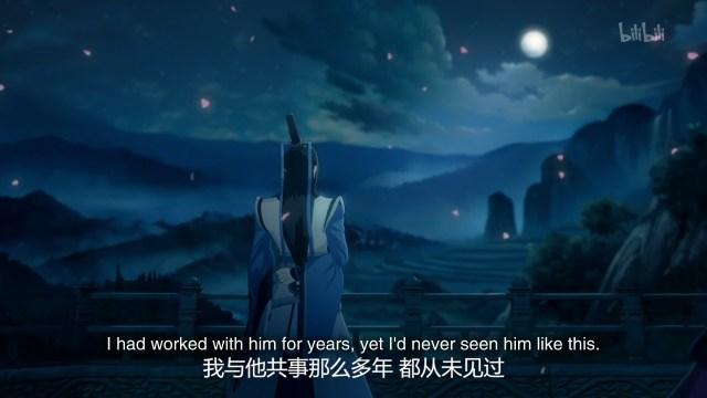 Jian Wang San Xia Gan Yi Dan Shen Jianxin - JX3 Chivalrous Hero Shen Jianxin ( chinese anime donghua ) Season 1 episode 09 english sub