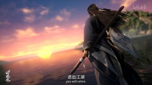 Wan Guo Zhi - Wings of The World ( chinese anime donghua ) episode 13 english sub