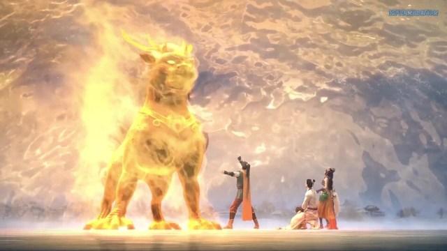 Dahua Zhi Shaonian You - Great Story The Young Men's Journey ( chinese anime donghua 2020 ) episode 11 english sub